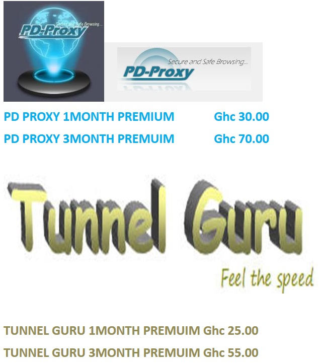 proxy - PD PROXY & TUNNEL GURU PREMIUM ACCOUNT FOR SALE Premui10