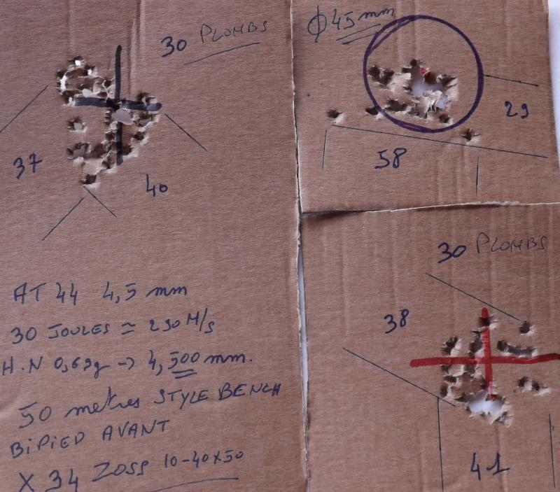 Hatsan at 44-10 long 4.5 mm 30 Joules A44_1_10