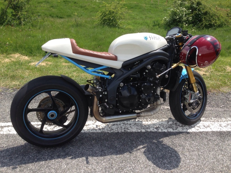 """Triumph Speed Triple"" by Jakusa Design Image21"