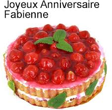 Bon Anniversaire Fabienne