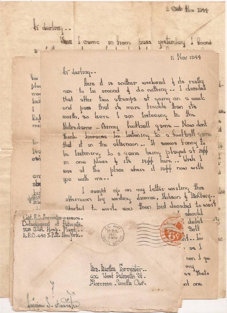 Vos lettres US ww2 _5710