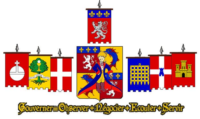 Les Gones - Royaumes Renaissants