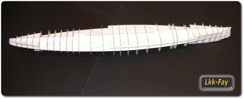 """Des Kaisers Flaggschiff """"Von der Tann"""", M 1:250 Sany0210"""
