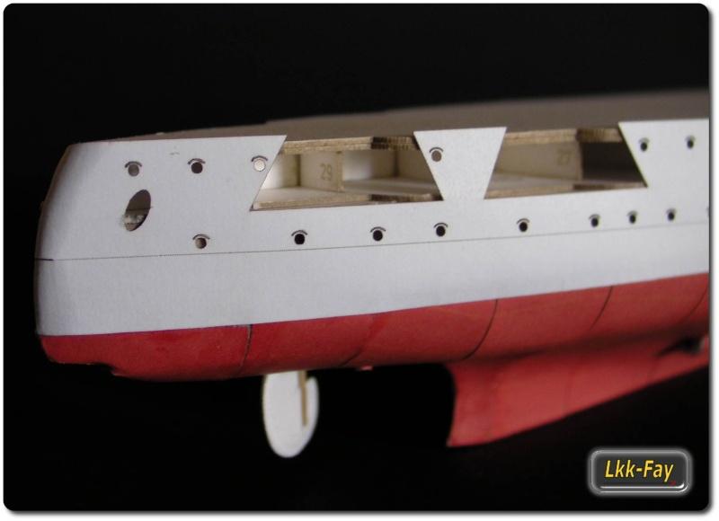 """Des Kaisers Flaggschiff """"Von der Tann"""", M 1:250 Sany0333"""
