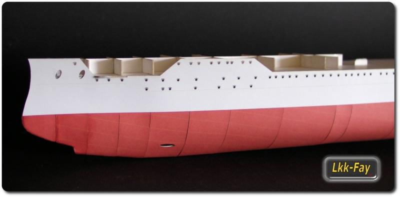 """Des Kaisers Flaggschiff """"Von der Tann"""", M 1:250 Sany0335"""