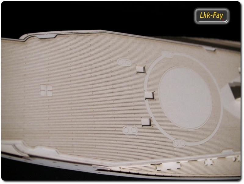 """Des Kaisers Flaggschiff """"Von der Tann"""", M 1:250 Sany0336"""