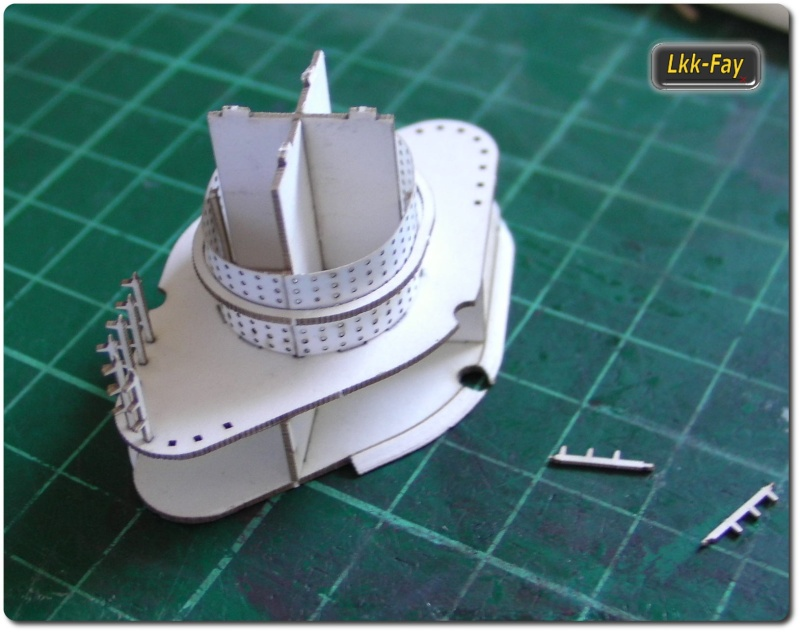 """Des Kaisers Flaggschiff """"Von der Tann"""", M 1:250 Sany0355"""