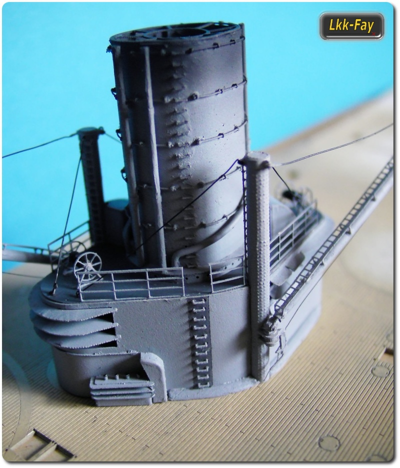 """Des Kaisers Flaggschiff """"Von der Tann"""", M 1:250 - Seite 2 Sany0532"""