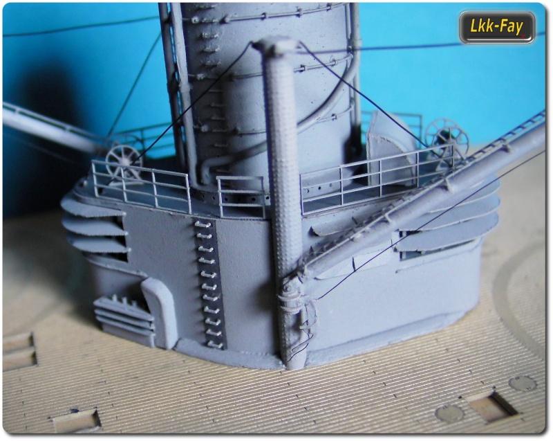 """Des Kaisers Flaggschiff """"Von der Tann"""", M 1:250 - Seite 2 Sany0534"""