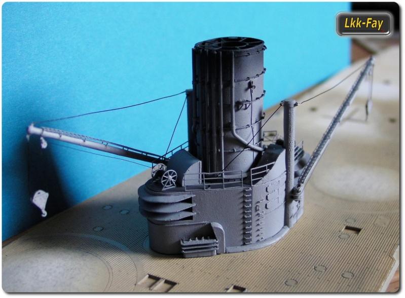 """Des Kaisers Flaggschiff """"Von der Tann"""", M 1:250 - Seite 2 Sany0538"""