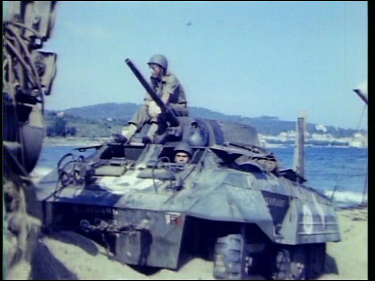 Marquages de automitrailleuses et chars du 2 RSAR 2_rsar10