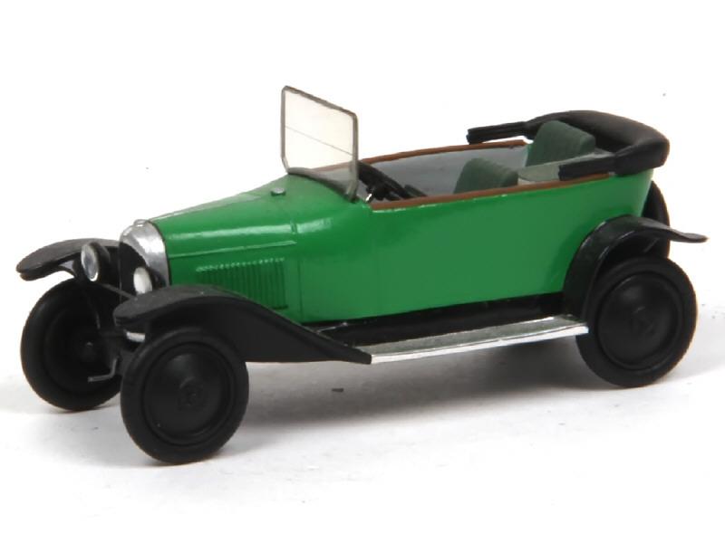 1921 - la deuxième Citroën ... 00233110