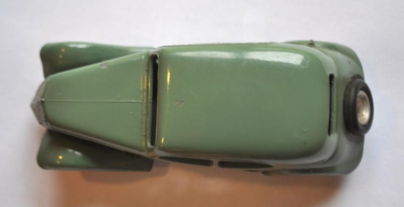 Citroën, les jouets : Traction CIJ et JRD 12 cm pas plus!  Dsc_0513
