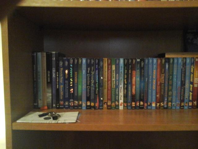 [Photos] Postez les photos de votre collection de DVD et Blu-ray Disney ! 20141112
