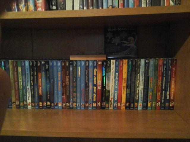 [Photos] Postez les photos de votre collection de DVD et Blu-ray Disney ! 20141113
