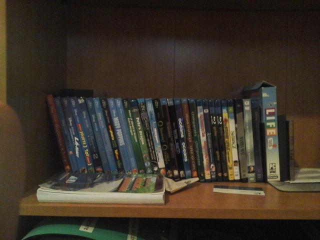 [Photos] Postez les photos de votre collection de DVD et Blu-ray Disney ! 20141114
