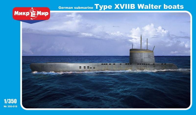 Mikromir et Wolfpack: sous marins Allemand au 1/350 _5712