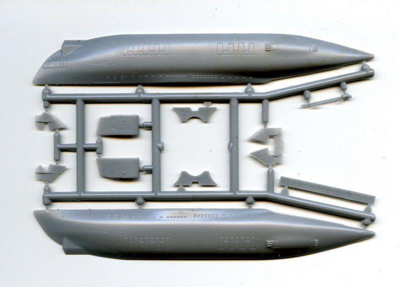 Mikromir et Wolfpack: sous marins Allemand au 1/350 _57_211