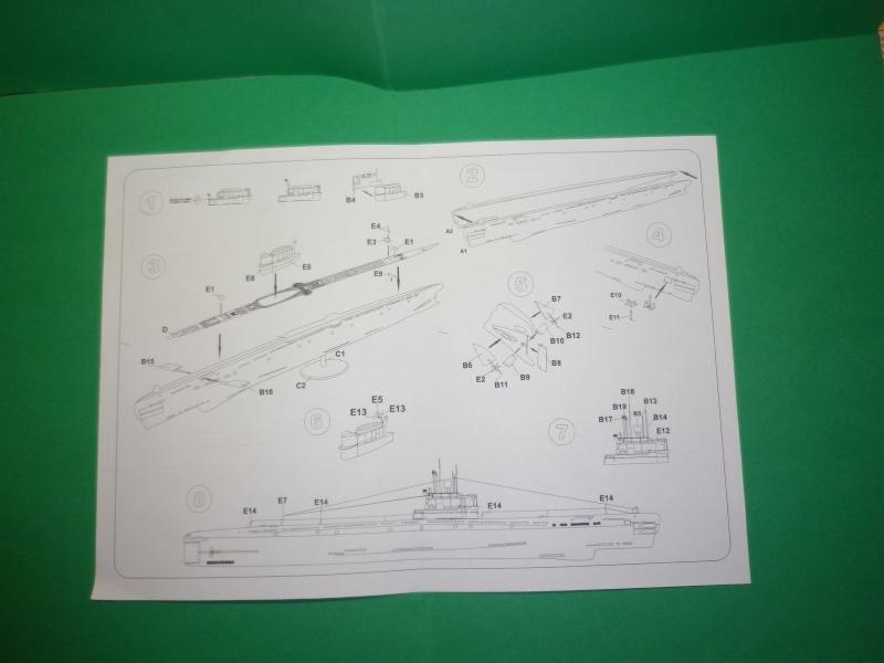 Mikromir: sous marins Russe au 1/350 Imgp3114