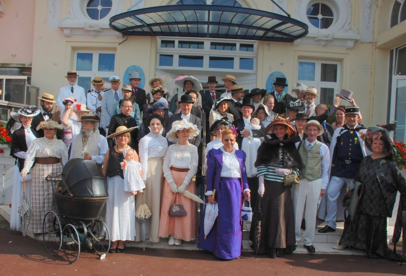 Cabourg à la Belle époque 2014, les photos 10494210