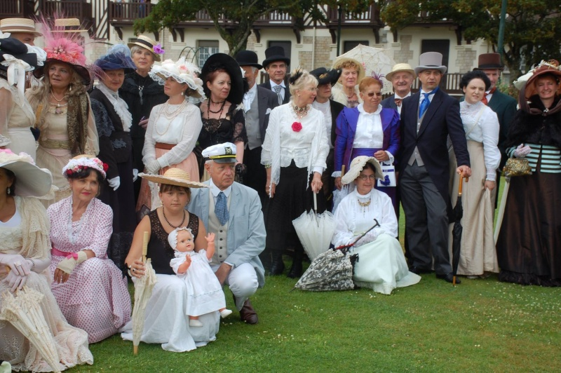 Cabourg à la Belle époque 2014, les photos 10579010