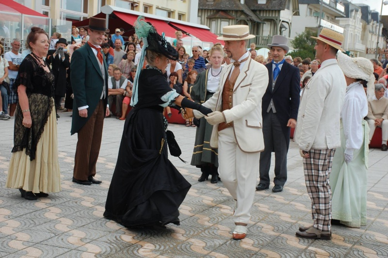 Cabourg à la Belle époque 2014, les photos 10582610