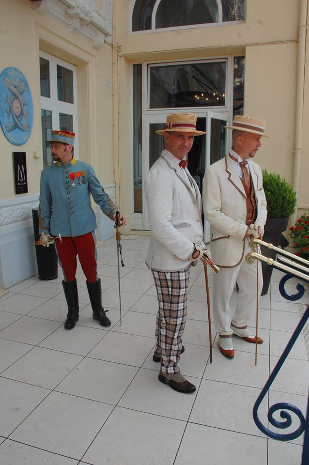 Cabourg à la Belle époque 2014, les photos 10585611