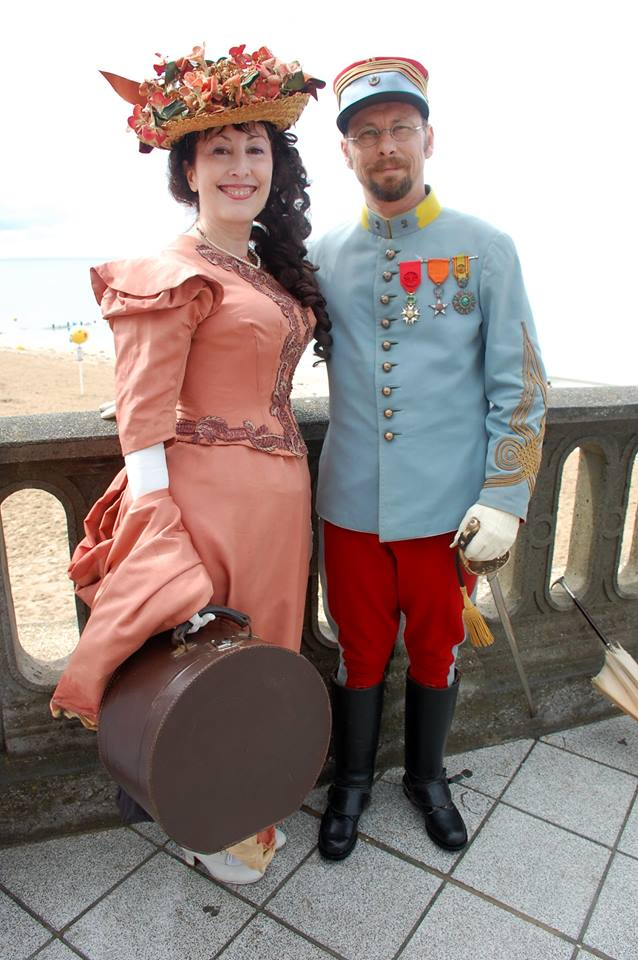 Cabourg à la Belle époque 2014, les photos 10592410
