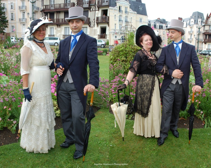 Cabourg à la Belle époque 2014, les photos 10596610