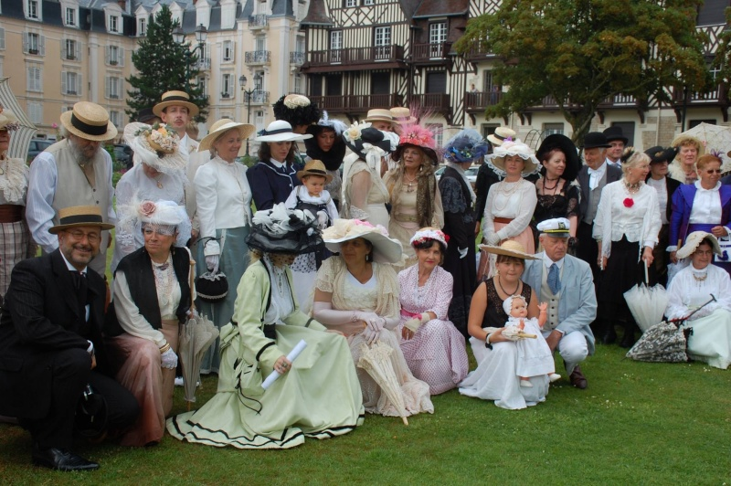 Cabourg à la Belle époque 2014, les photos 10596810