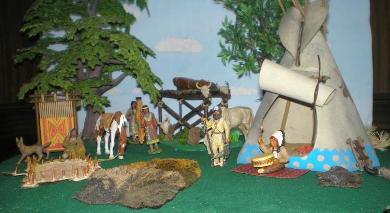 Bemalungen, Umbauten, Modellierungen – neue Indianer für meine Dioramen - Seite 2 008_zu11