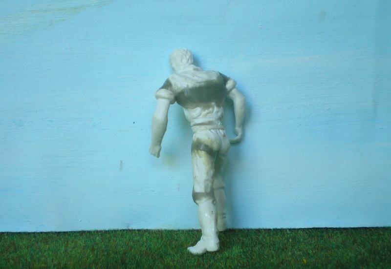 Bemalungen, Umbauten, Modellierungen - neue Cowboys für meine Dioramen 175d2d11