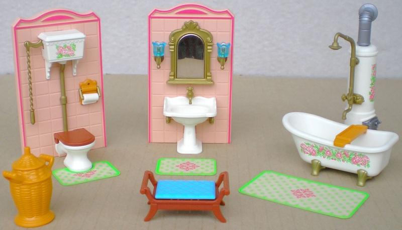 Möbel, Geschirr und ähnliche Kleinteile zur Figurengröße 7 cm Pm_53213