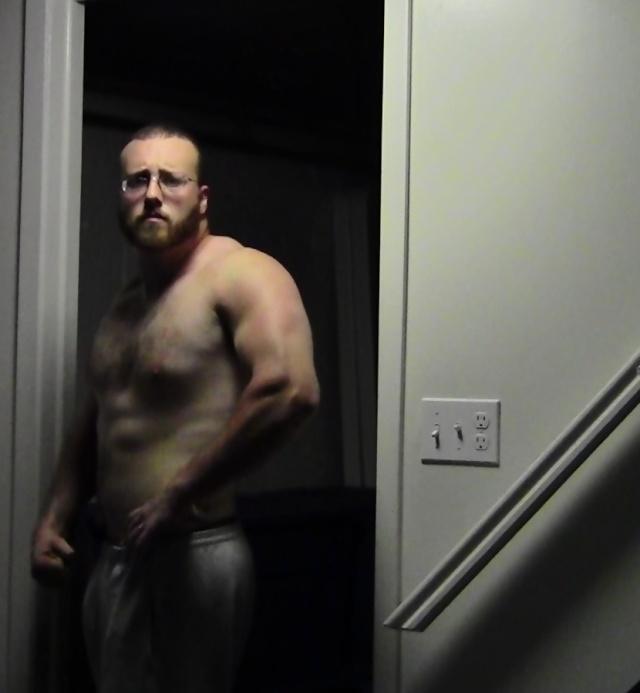 Body Weight progress 99kgs.(218lbs.) 02711