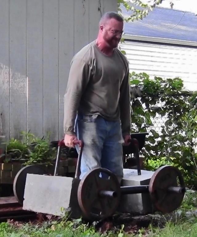 Body Weight progress 99kgs.(218lbs.) 07212
