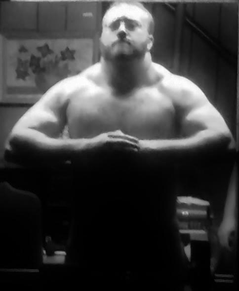Body Weight progress 99kgs.(218lbs.) 10609310