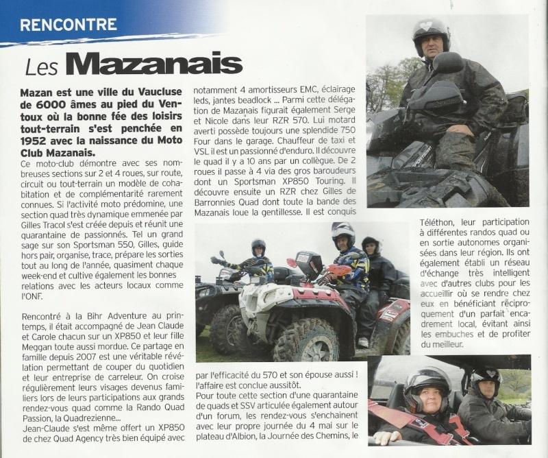 Newsletter du Club Polaris  Polari10