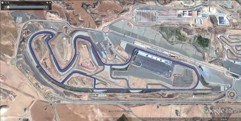 Circuits sports mécaniques Circui44