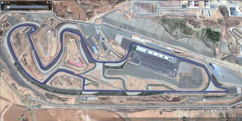 Circuits sports mécaniques Circui45