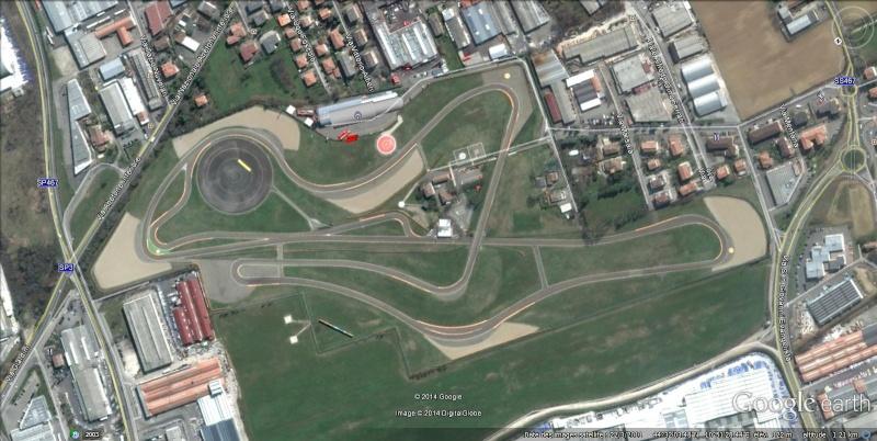 Circuits des constructeurs d'automobiles et des fabricants de pneus Circui51