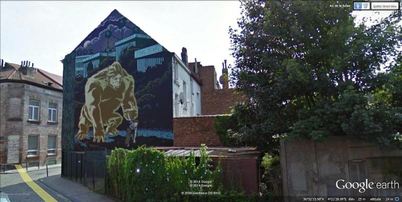 STREET VIEW : les fresques murales - MONDE (hors France) - Page 15 Fresqu10