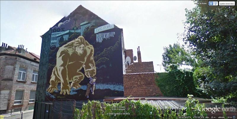 STREET VIEW : les fresques murales - MONDE (hors France) - Page 15 Fresqu12