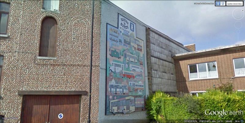 STREET VIEW : les fresques murales - MONDE (hors France) - Page 15 Fresqu14