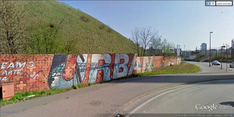 STREET VIEW : les fresques murales - MONDE (hors France) - Page 15 Fresqu20