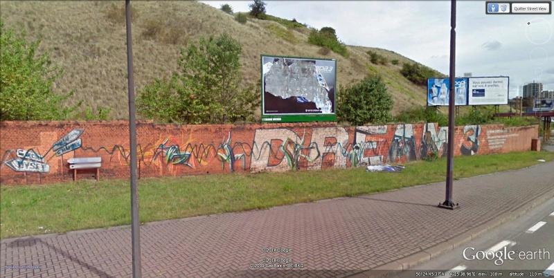 STREET VIEW : les fresques murales - MONDE (hors France) - Page 15 Fresqu22