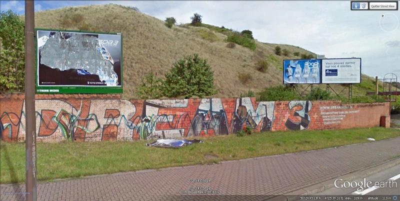 STREET VIEW : les fresques murales - MONDE (hors France) - Page 15 Fresqu23