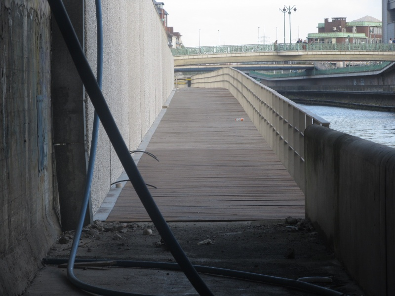 RAVeL 1 Centre (Part 4b) Marchienne-au-pont  - Chatelet (RAVeL 1 Bis) - Eurovelo 3 - EV3 - Itinéraire N°6 Img_8610