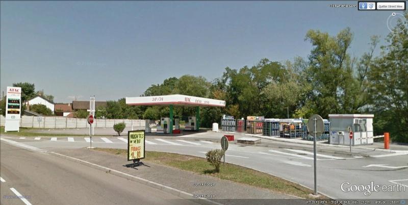STREET VIEW : les enseignes de stations carburant / essence - Page 7 Pompe_12