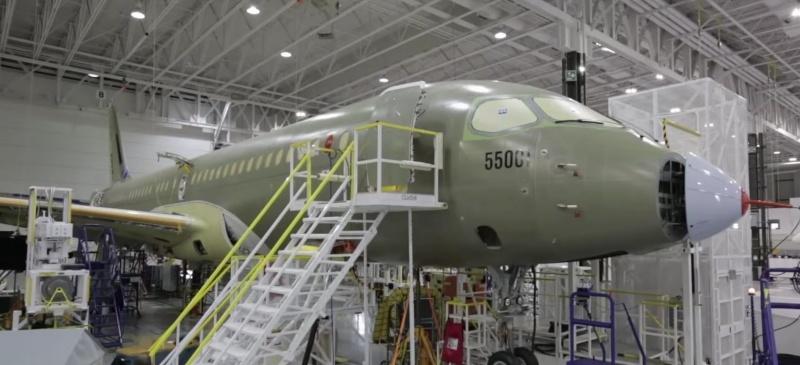 Airbus A220-100 et A220-300 (ex :  Bombardier C-Séries)  (partie 2) - Page 6 Ftv610