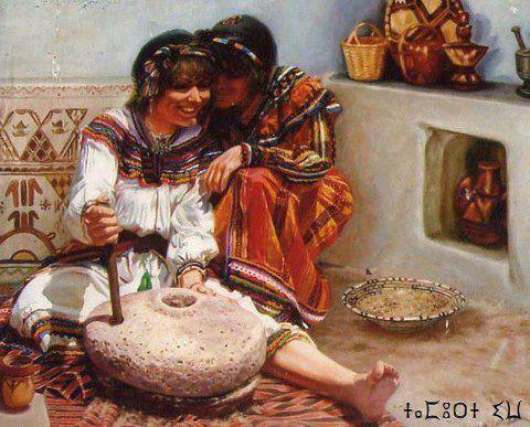 femmes kabyles! - Page 2 Femme10